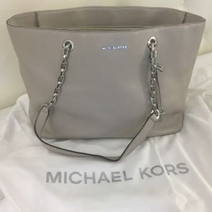 Michael Kors over shoulder purse